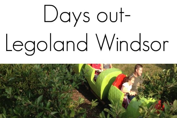 Visiting Legoland Windsor
