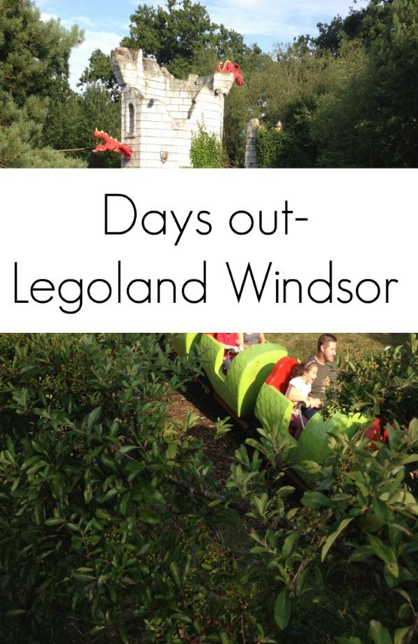 Visiting Legoland Windsor