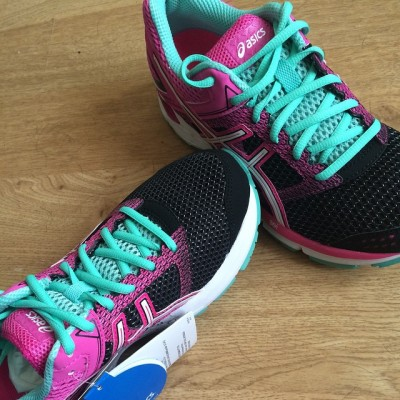 New trainers this will help my motivation to get out there to go #running @propellernet #fitness #getfit #startrunning