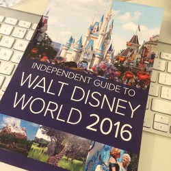 This afternoon Ill be doing some Disney planning travel review