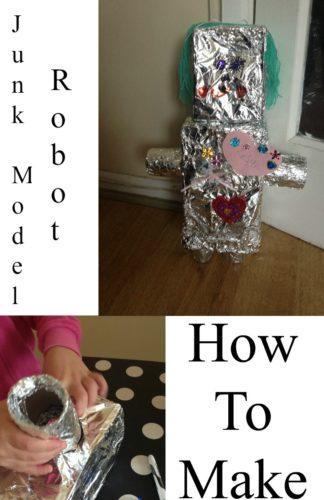 How To Make A Junk Model Robot