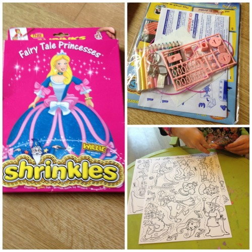 Fairy Tale Princesses Shrinkles Review - The Life Of Spicers