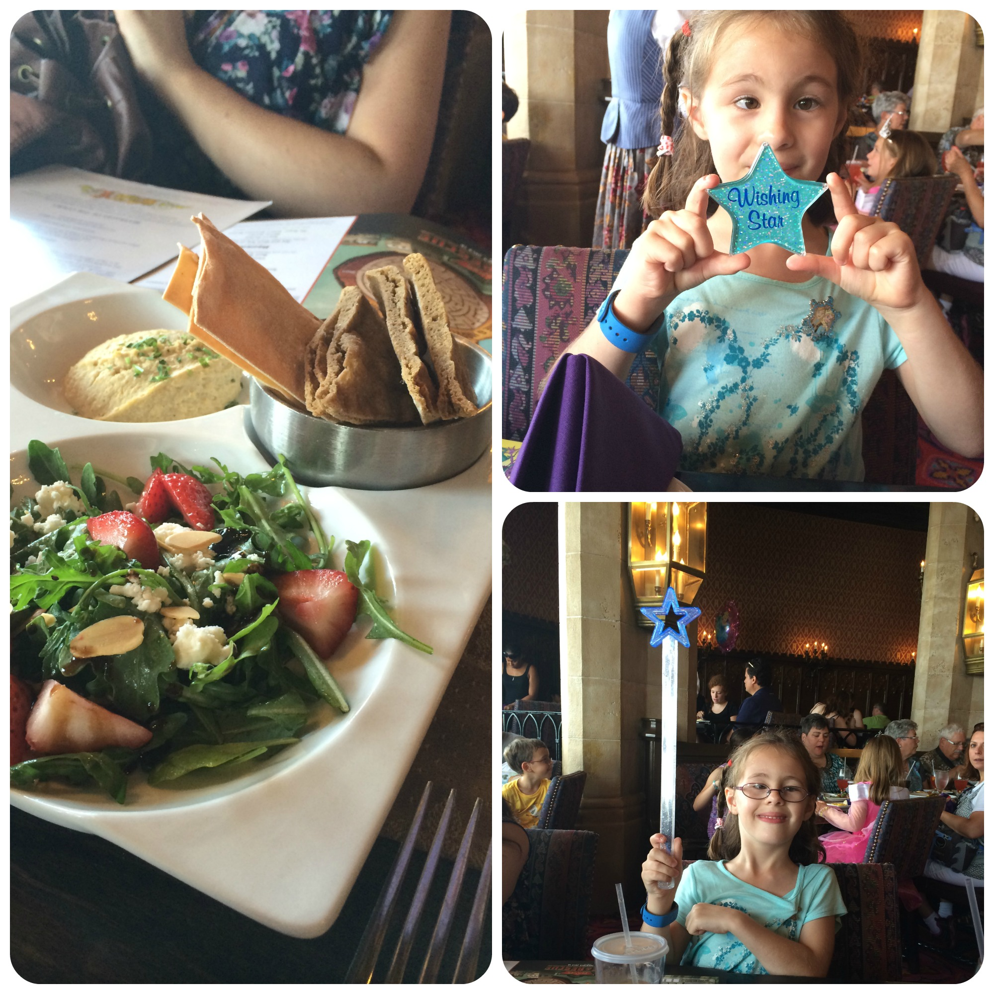 cinderella lunch 4