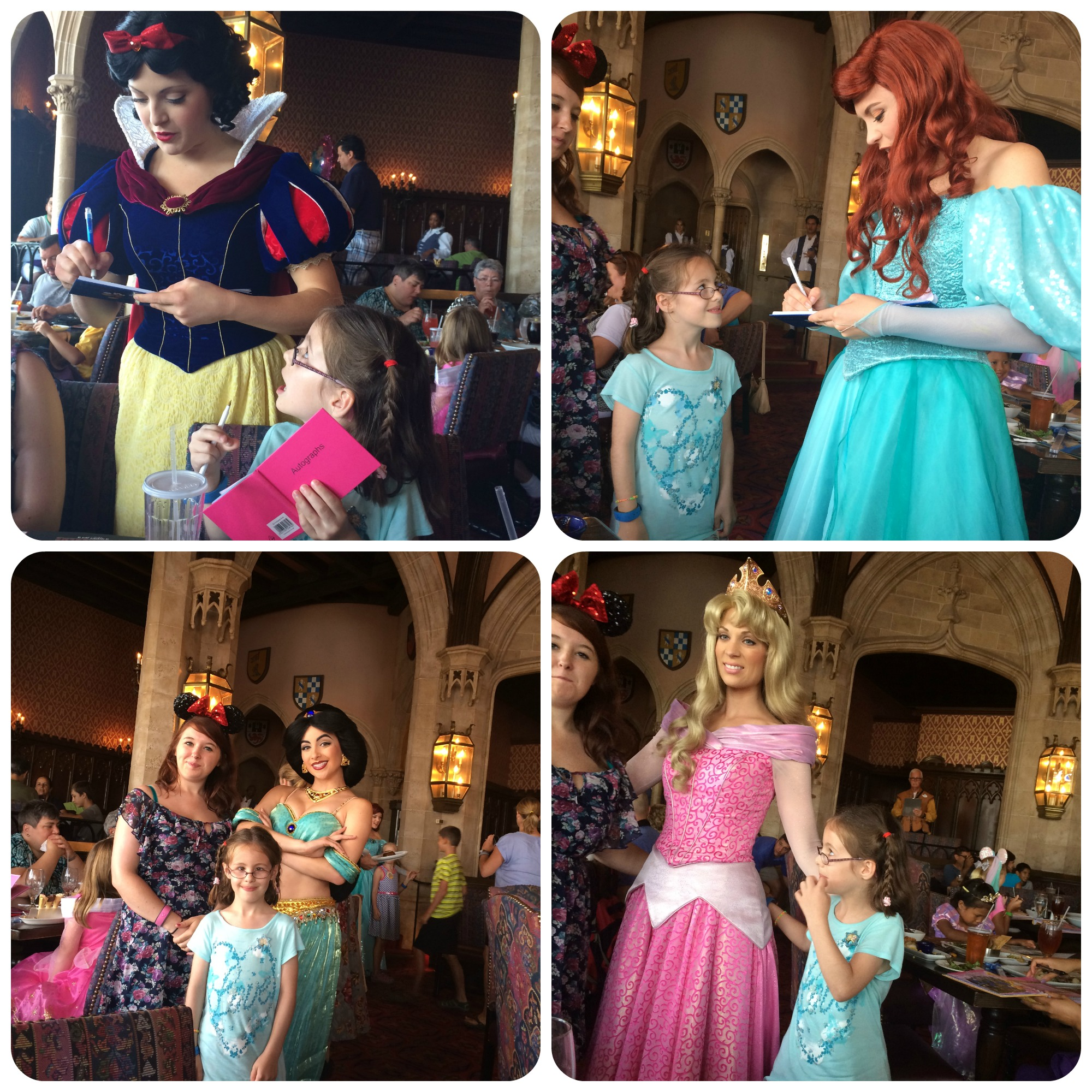 cinderella lunch 5