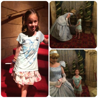 Lunch With Cinderella At Magic Kingdom Disney World Florida - The Life Of Spicers