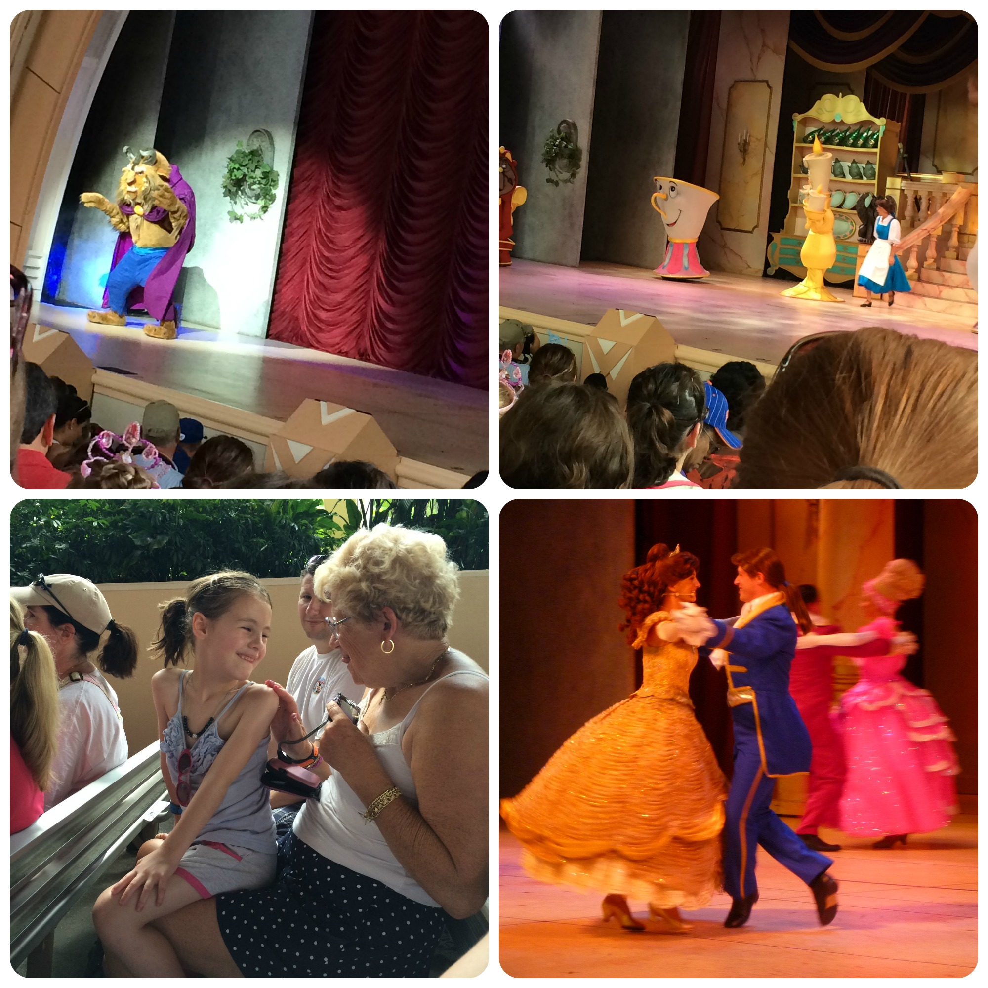 Beauty and the Beast Live Show