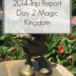 Disney World Florida 2014 Holiday Day 2 Magic Kingdom