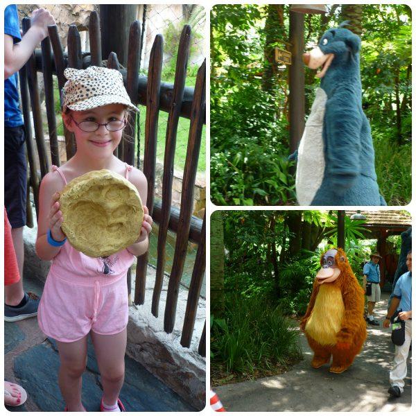 Disney World Florida Holiday 2014 Day 4 Animal Kingdom The Life Of Spicers