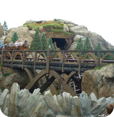 Big Thunder Mountain Vs Seven Dwarfs Mine Train
