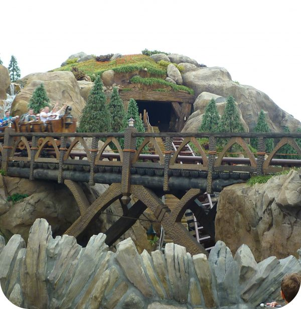 Big Thunder Mountain Vs Seven Dwarfs Mine Train