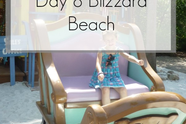 Disney World Florida 2014 Holiday Day 8 Blizzard Beach