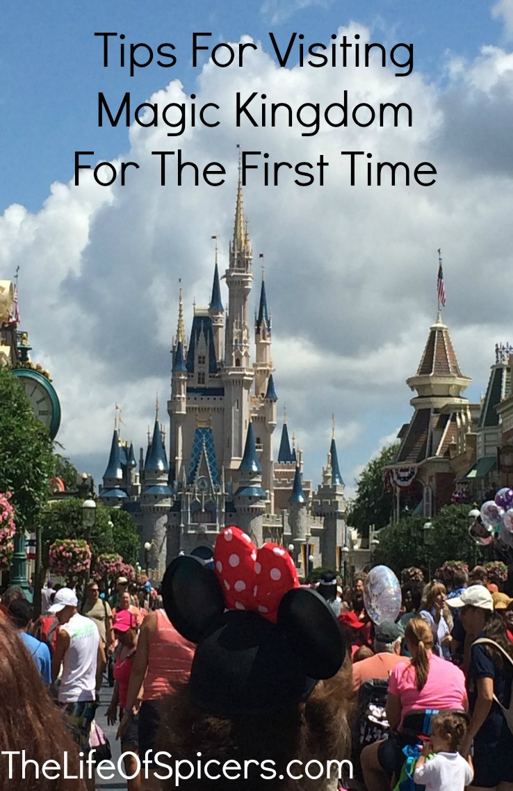 ITips For Visiting Magic Kingdom For The First Time