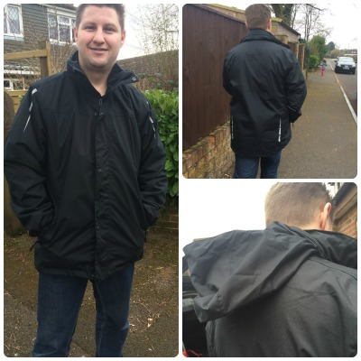 Dickies Abbot 3 in 1 jacket review The Life Of Spicers