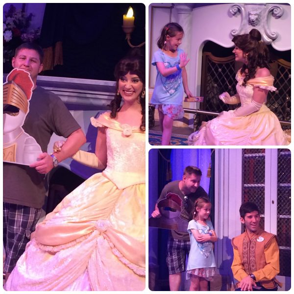 Enchanted Tales With Belle #disneyworld - The Life Of Spicers