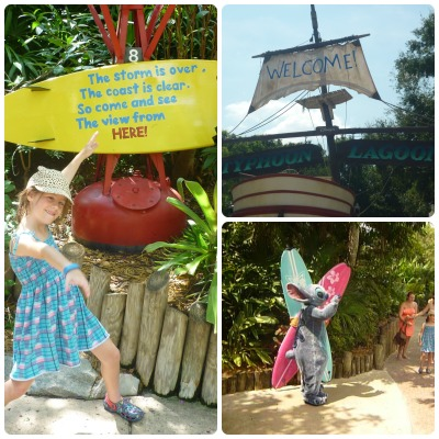 Typhoon Lagoon VS Blizzard Beach Water Parks Disney World Florida - The Life Of Spicers #disney
