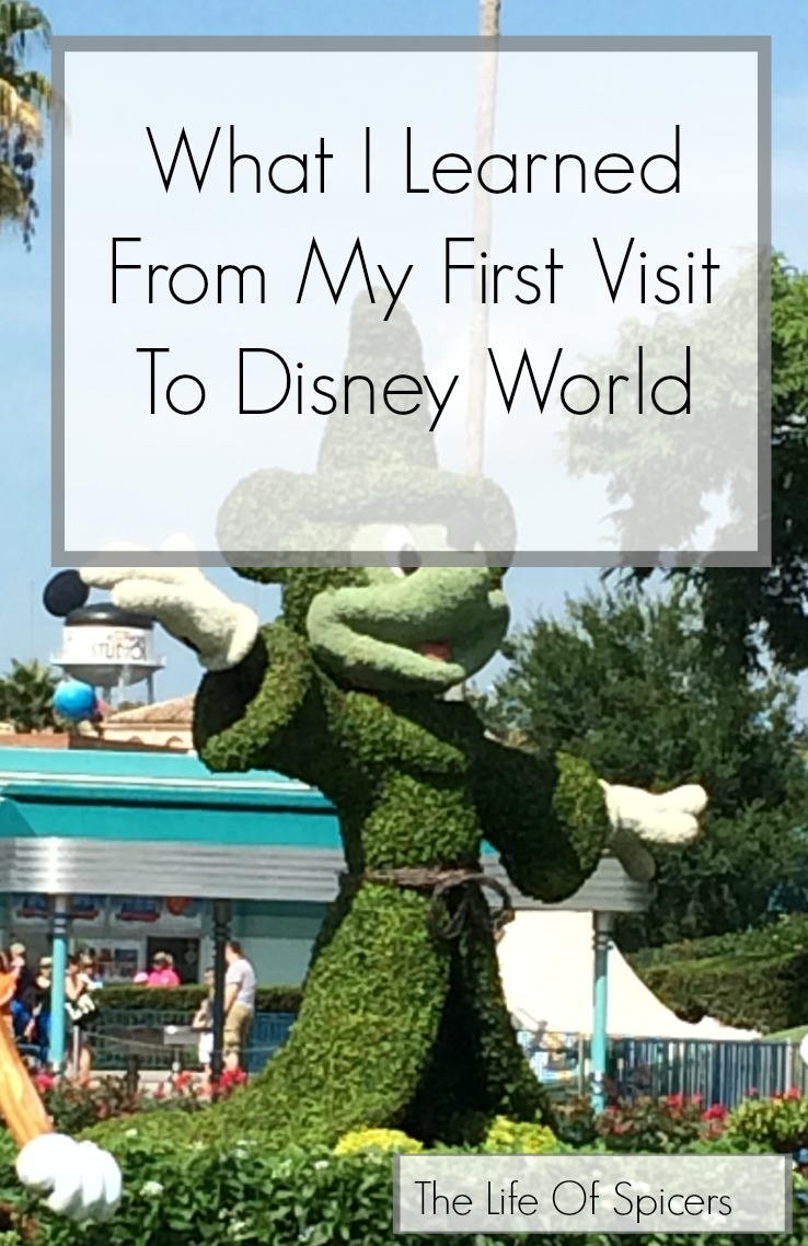 my first trip to disney world This collection of tips will ensure that you leave disney world with kids in one  piece  decide on first day, showing them the different items they could spend it  on then  it ensures amazing pictures of your trip with everyone in the picture,  and.