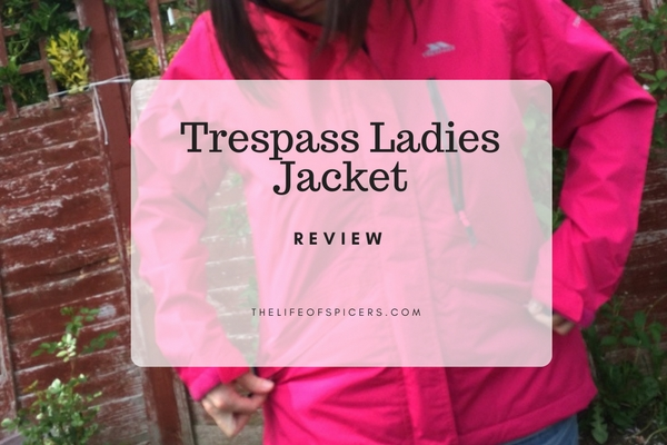 Trespass ladies jacket