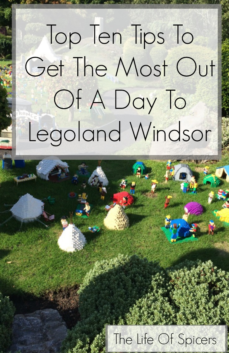 tips for Legoland Windsor