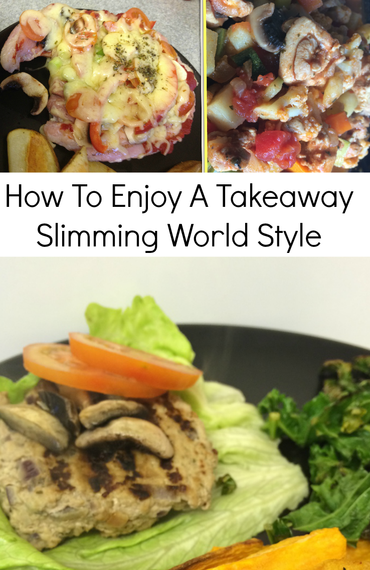 How To Enjoy A Takeaway Slimming World Style