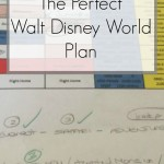 How To Create the Perfect Disney World Trip Plan