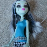 Monster High Frankie Stein Dress Designer Doll