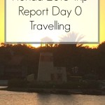 Disney World 2016 Diary – Travel Day
