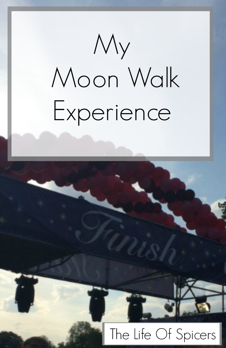 My Moon Walk Experience