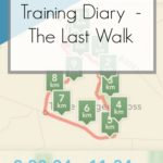 Moonwalk Training Diary – The 20 Mile Walk