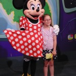 Walt Disney World Where To See Minnie Mouse