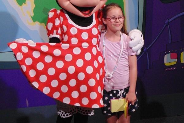 Walt Disney World Where To See Minnie Mouse