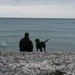 Visiting Lulworth Cove