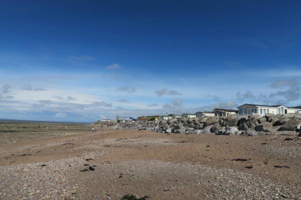 doniford bay beach
