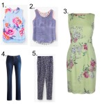 Summer Capsule Wardrobe Choices