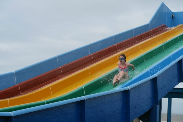 Haven Doniford Bay outside pool slide