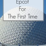 Tips For Visiting Epcot For The First Time