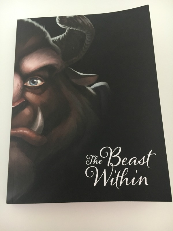 The Beast Within #Bookreview
