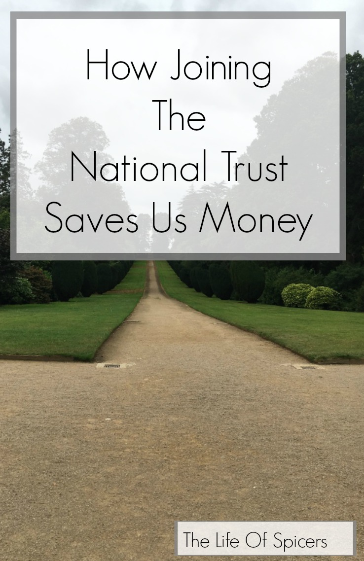 save money with National Trust