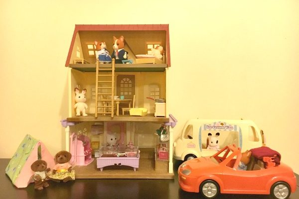Growing Our Sylvanian Families Collection