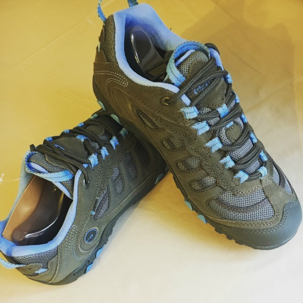 Hi-Tec Penrith Low Waterproof Hiking Boots