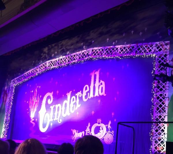 Cinderella In Panto