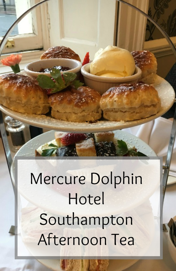 Mercure Dolphin Hotel Afternoon Tea
