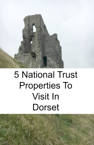 National Trust Properties to visit in Dorset