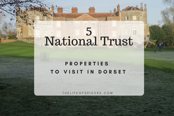 5 National Trust Properties To Visit In Dorset