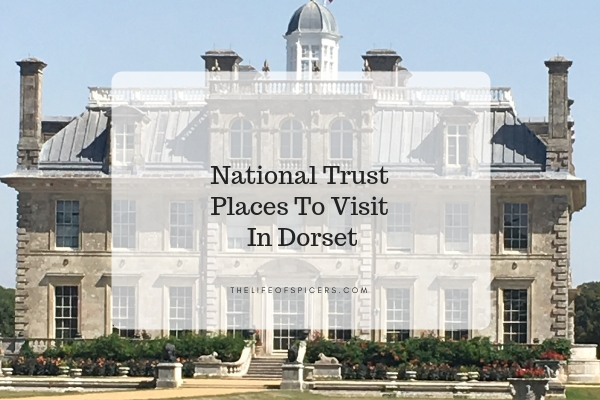 national trust places to visit in Dorset