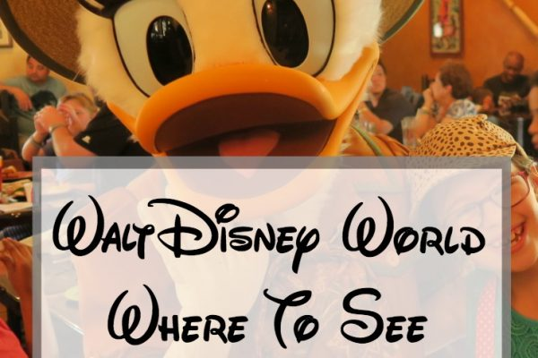 where to see Daisy Duck