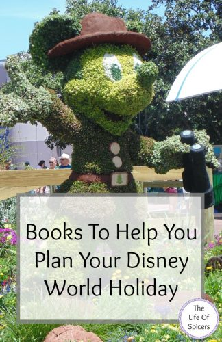 Books To Help Plan The Perfect Disney World Holiday