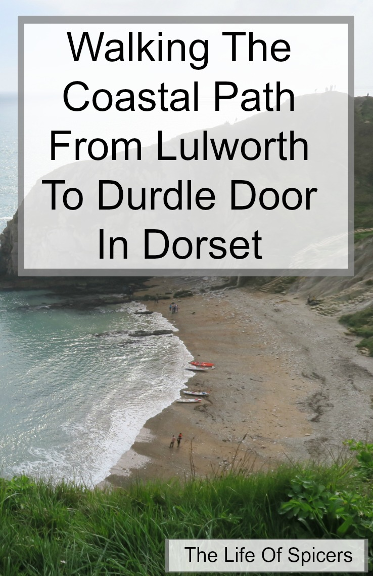 lulworth cove to durdle door coastal walk