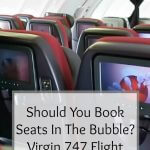 Should You Book Seats In The Bubble