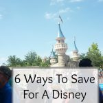 save for a Disney holiday