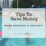 save money booking a holiday